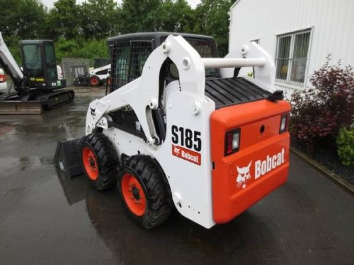 Bobcat S185 High Flow